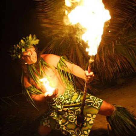 Authentic Hawaiian Luau